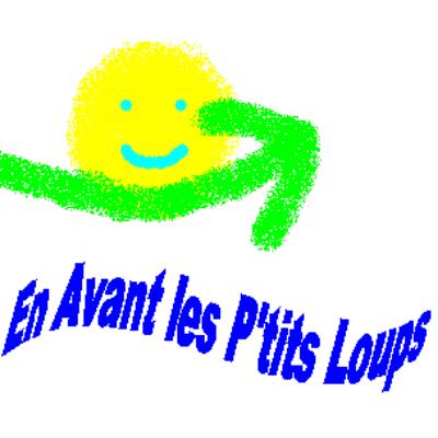 Logo - En avant les p'tits loups